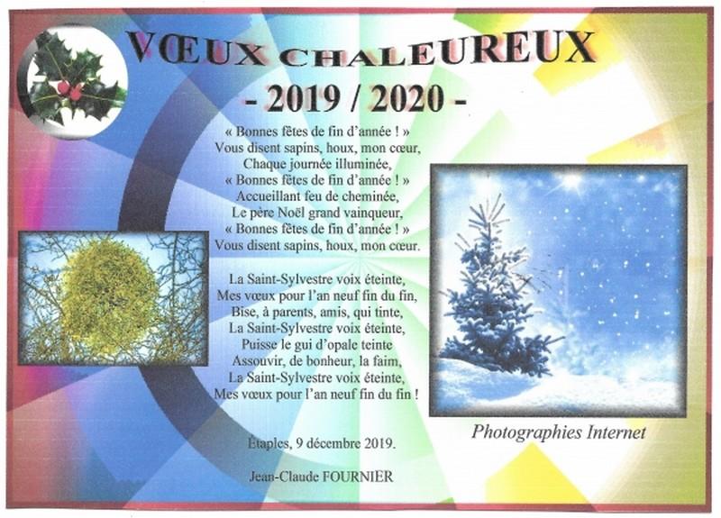 Poème Vœux Chaleureux 2019 2020 Triolets Par Stapula